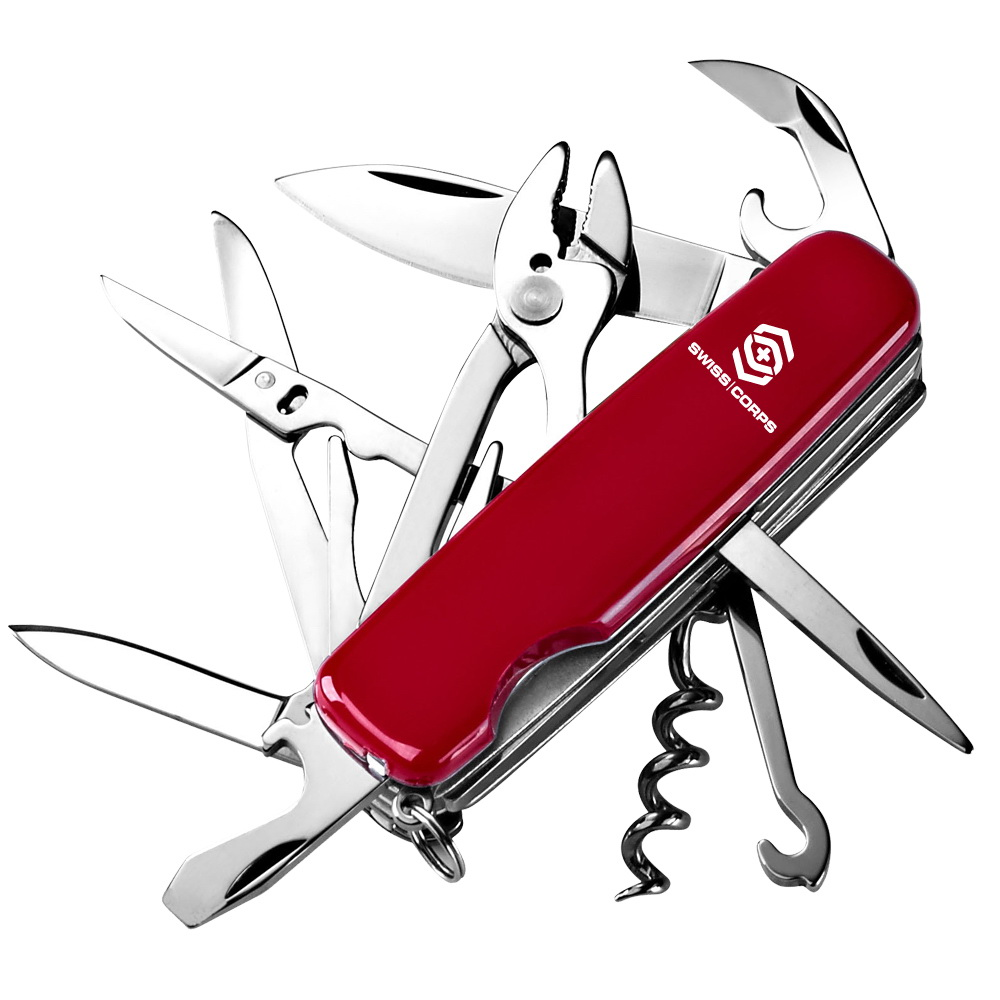 Swisscorps Swiss Army Knife Se 200 Swisscorps Mountain